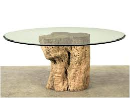 stump coffee table ideal for your house tree stump coffee table glass top  with trunk base . stump coffee table ...