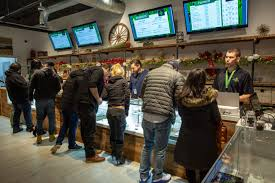 sales floor fall river recreational marijuana shop to use virtual line