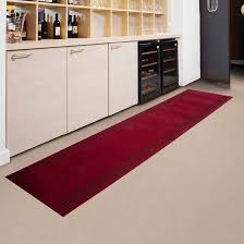 kitchen floor mats. Delighful Kitchen Kitchen Long Red Floor Mats Above Ceramic Under Wood Rack  Cupboard With Brown Wooden Door The Application Of Intended A