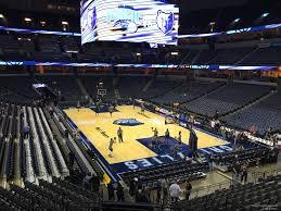 Fedex Forum Section 117 Memphis Grizzlies Rateyourseats Com
