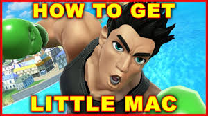 How To Get Little Mac In World Of Light Super Smash Bros Ultimate How To Unlock Little Mac