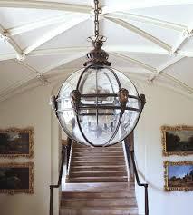 antique lantern chandelier mask globe hanging lantern arabella antique copper bell jar glass lantern chandelier antique