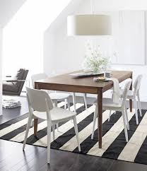 view in gallery classic black and white striped rug