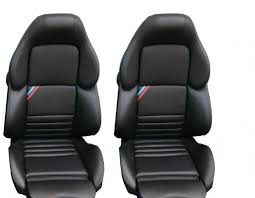 bmw e36 94 99 m3 vader leather seat covers