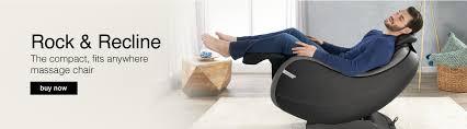 massage chair massage. rock \u0026 recline massage chair