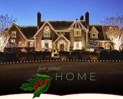 Christmas Lights In Sunrise Florida Christmas Light Installation Residential And Commercial