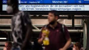 Nach der möglichen dauer eines ausstandes der lokführer gefragt, antwortete weselsky: Bahnstreik Der Gdl Beendet Verkehr In Rlp Normaler Swr Aktuell