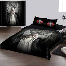 anne stokes only love remains double duvet cover set us full size