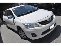 ملخص الاعلان for Toyota Corolla 2013,1.8 engine,good condition,non ...