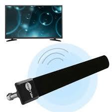 tv antenna walmart. indoor tv antenna, clear key hdtv free antenna digital aerial ditch cable tv walmart