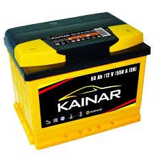<b>Аккумуляторная батарея KAINAR 6СТ</b>-60.0(КАЙНАР)