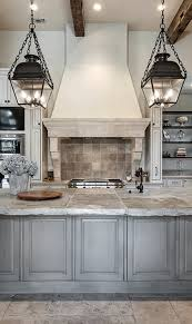 country style kitchen lighting. Kitchen - A Light Blue Would Be Much Less Harsh In Contrast To White Marble Then Dark And Its More Warm Inviting The One Country Style Lighting