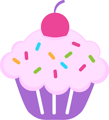 Pink Cupcake Clipart Free Download Best Pink Cupcake Clipart On