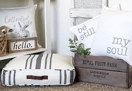 Square Floor Pillow - Hearth & Hand With Magnolia - Target Finds