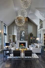 living room pendant lighting. Fascinating Living Room Lighting Ideas For Victorian Low Ceilings Decorative Rounded Pendant Lamp Light Grey Sofa Black Floor R