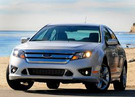 2011 Ford Fusion Color Chart 2011 Ford Fusion Review