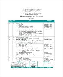 Free Edit Board Meeting Agenda Template Client Report Templates – Konfor