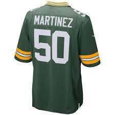 Bay Jersey Packers Replica Green