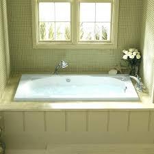 30 x 60 deep alcove tub bathtub soaking