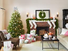 Living Room Christmas Decoration 11 Youtube Videos To Watch For Christmas Decor Ideas Hgtvs