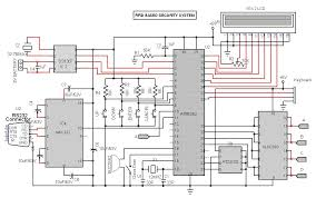 home security system circuit diagram using wiring diagrams schematic 8051 the wiring diagram