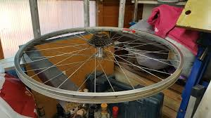 picture of balancing the wheel