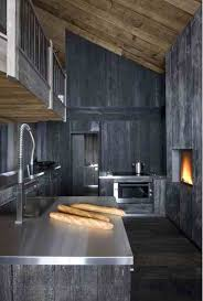 Rustic Modern Kitchen 17 Best Images About Chalet Interior On Pinterest Chalets Cabin