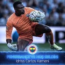 Fenerbahçe - IDRISS CARLOS KAMENI FENERBAHÇE'DE |  http://www.fenerbahce.org/detay.asp?ContentID=56536