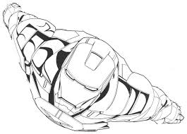 Small Picture Iron Man Coloring Pages Free Printable Angeldesign Of Dju8jpg