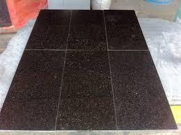 black galaxy polished granite tiles flooring granite tiles
