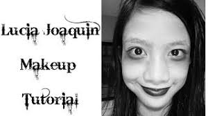 lucia joaquin makeup tutorial