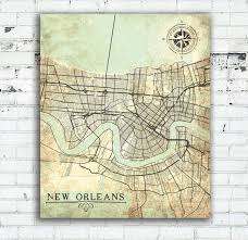 new orleans la canvas print louisiana la vintage map new with best and newest new orleans on map of new orleans wall art with displaying gallery of new orleans map wall art view 11 of 20 photos