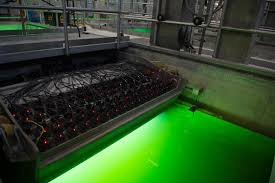 Uv Light Wastewater Treatment Worlds Largest Ultraviolet Disinfection Facility Tackles