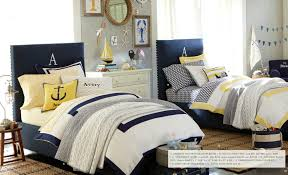 navy and yellow bedding clearance