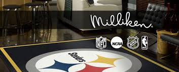 milliken team sports pittsburgh steelers area rugs review