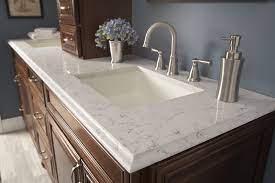 vanity countertops stone remnant