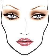 8 Best Bridal Images Makeup Looks Makeup Face Charts Mac