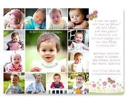 Baby First Birthday Cards Design Baby Birthday Card Cupcake Photo