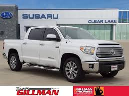 Pre-Owned 2017 Toyota Tundra 2WD Limited LEATHER SEATS NAVIGATION ...