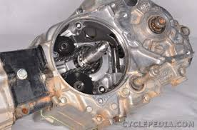crf70f xr70r honda online motorcycle service manual cyclepedia honda crf70 xr70 flywheel cam chain tensioner engine