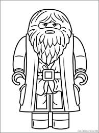 Harry potter free coloring printable. Lego Harry Potter Coloring Pages Printable Coloring4free Coloring4free Com