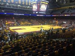 Williams Arena Section 108 Home Of Minnesota Golden Gophers