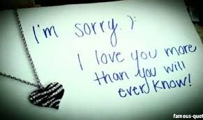 I M Sorry Love Quotes Beauteous I M Sorry Love Quotes For Her Shrishatechnoplast Throughout I Am