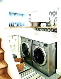 laundry room ideas washer dryer countertop ikea over