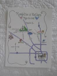 Map Cards For Wedding Invitations Fresh Wedding Invitation Direction