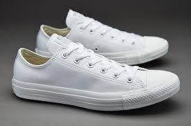 converse all star white. mens shoes - converse chuck taylor all star leather lo white