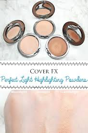 Cover Fx Perfect Light Highlighting Powder Cover Fx Perfect Light Highlighting Powders Cover Fx
