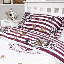 harry potter muggles reversible duvet set expand