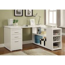 monarch shaped home office desk. Monarch Reclaimed-look L-shaped Home Office Desk | Hayneedle Shaped