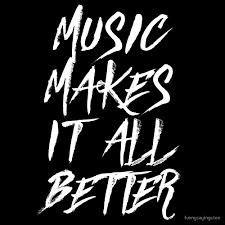 Musik Macht Alles Besser Lustige Sprüche Zitat Von Funnysayingstee